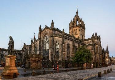 соборы эдинбурга
