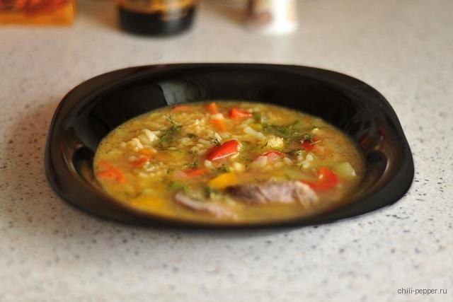 Тайский суп рецепт в домашних условиях