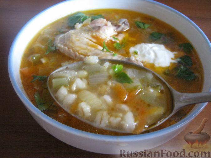 суп рецепт с фото рассольник