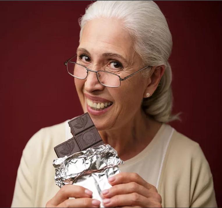 шоколад против инсульта, полезные свойства шоколада