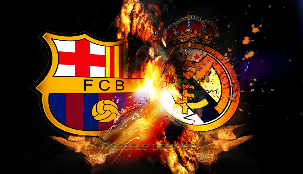 cool real madrid vs barcelona wallpaper card from user tglanskaya