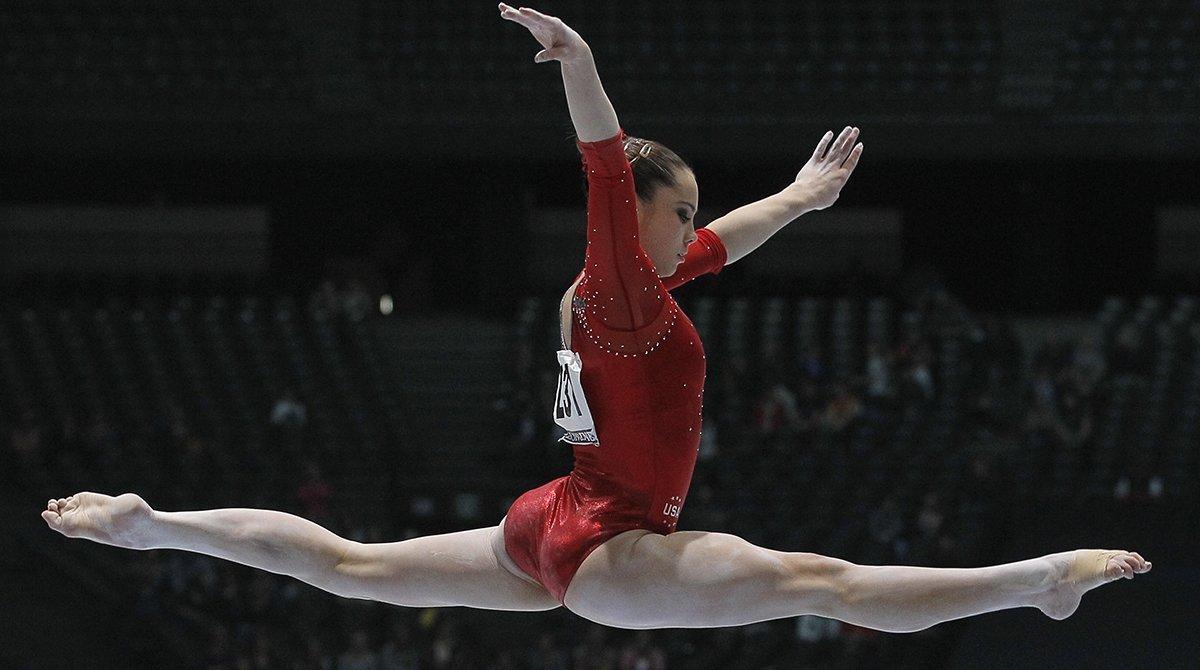 фото гимнастка мокрая как понимаете
