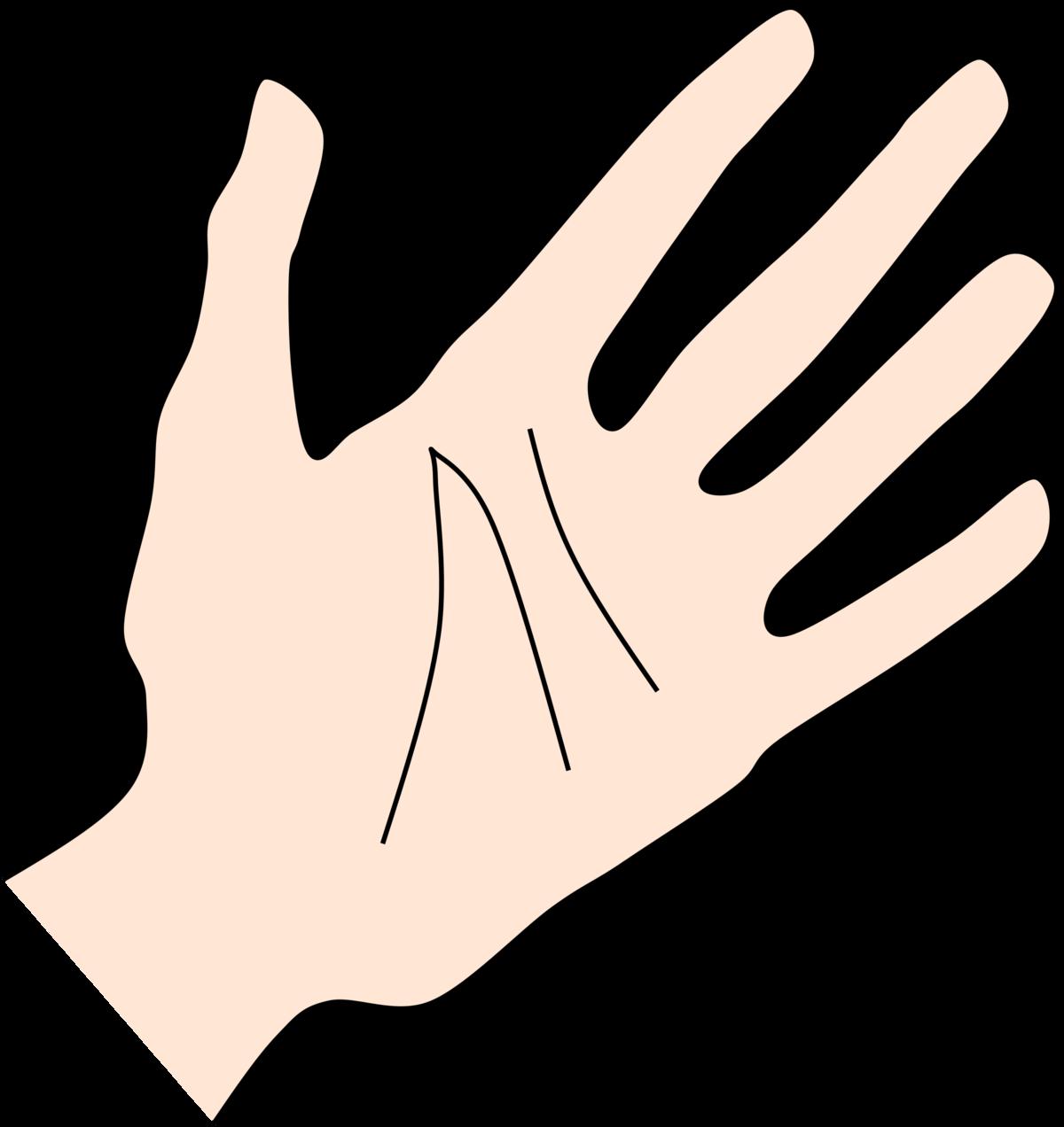 Открытки смешные, картинка руки для детей