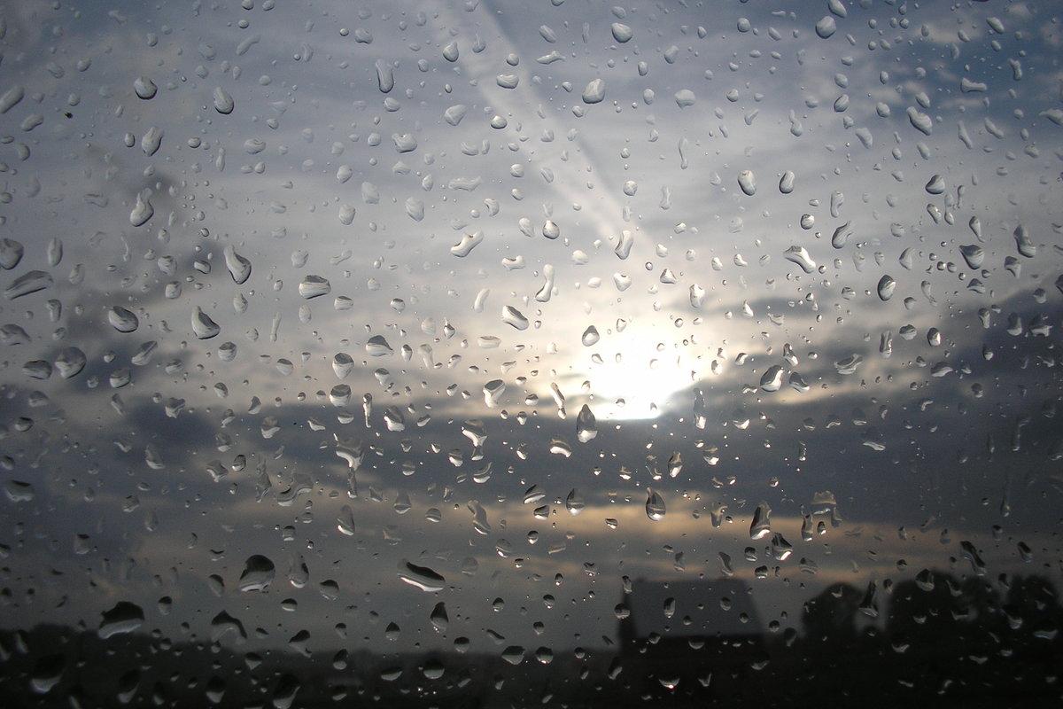 Картинки с дождем за окном, застолье женщин