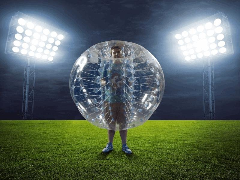 Человек внутри шара картинки