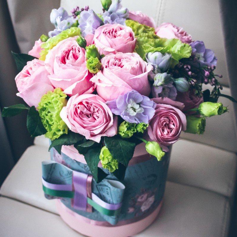 Ссылки на красивые букеты цветов в коробках фото, заказ цветов воркута