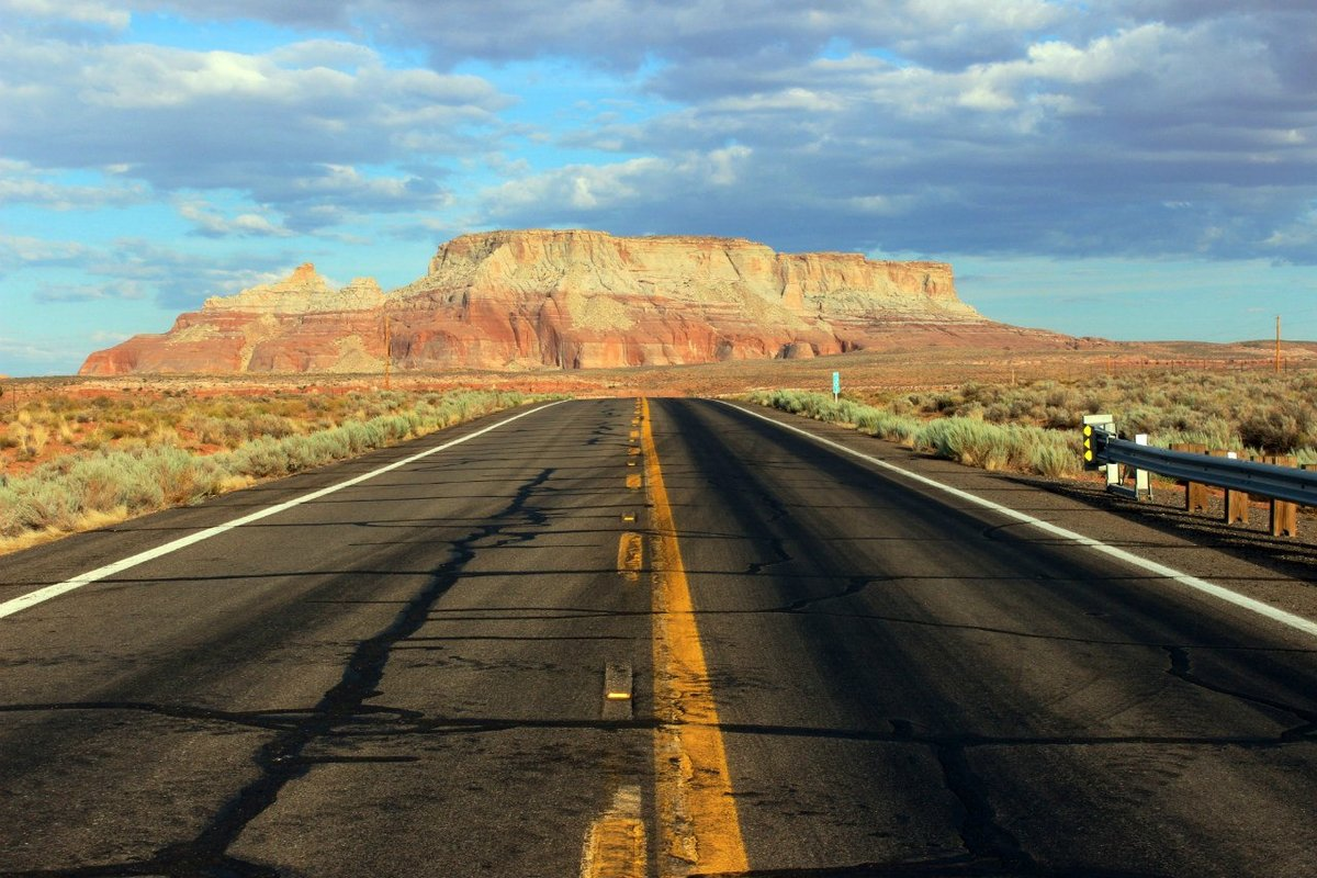 помощью фото дорог америки можете