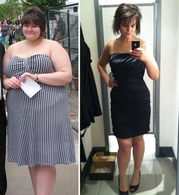 как очень сильно сбросить вес