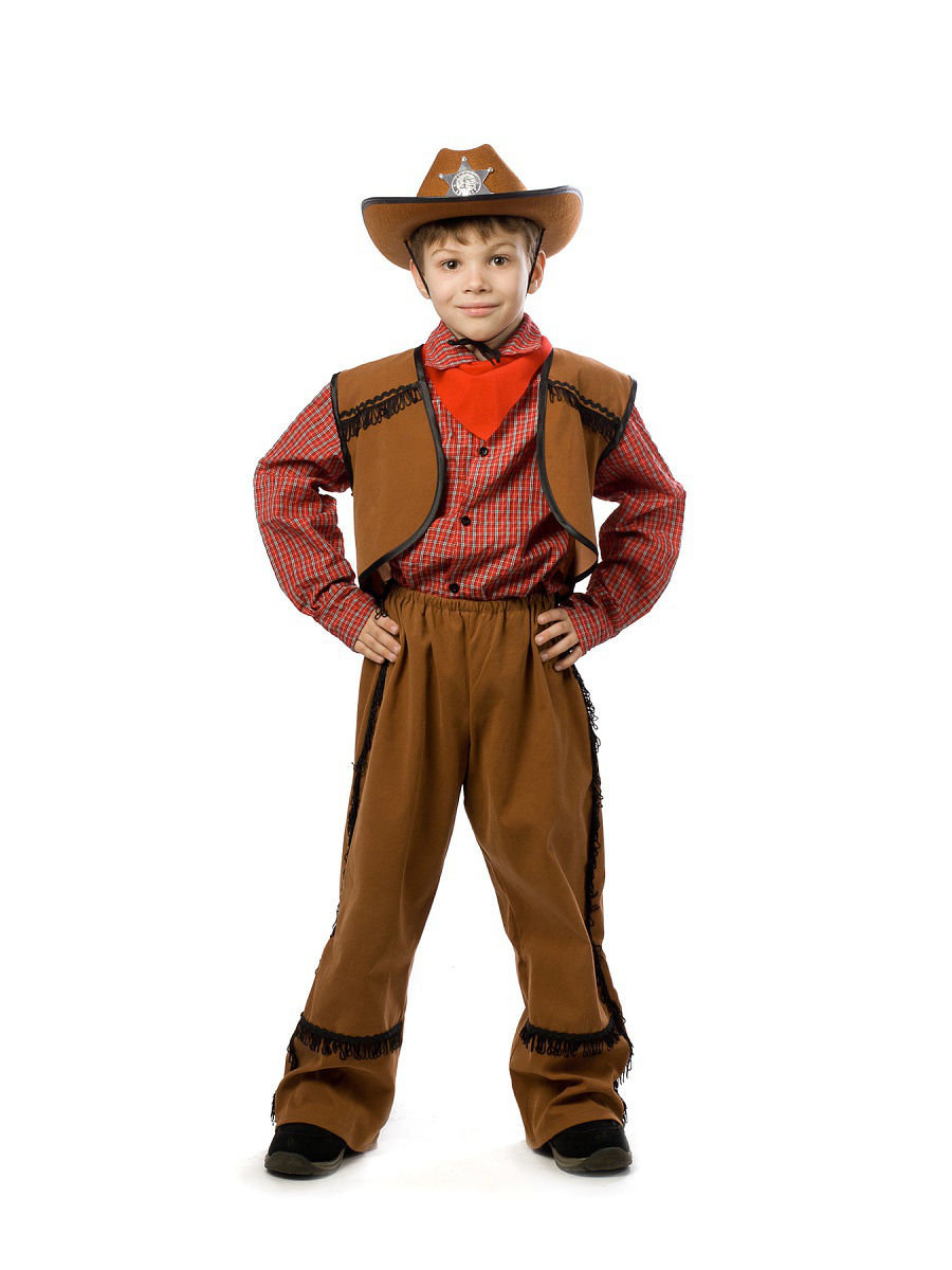 Костюм шерифа взять напрокат — photo 4