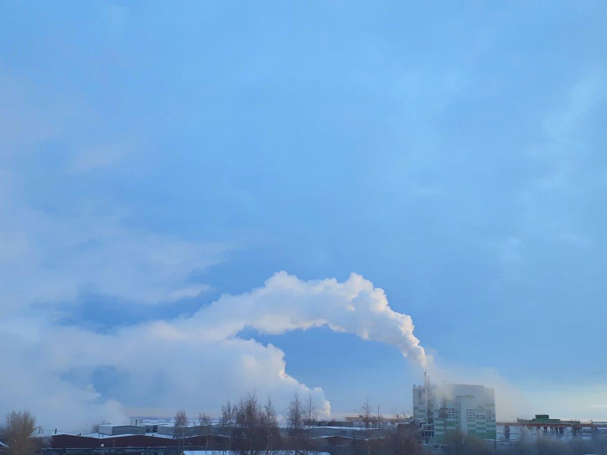 Фото для вас бесплатно / Photo is free for you, p_i_r_a_n_y_a - Голубое небо февраля