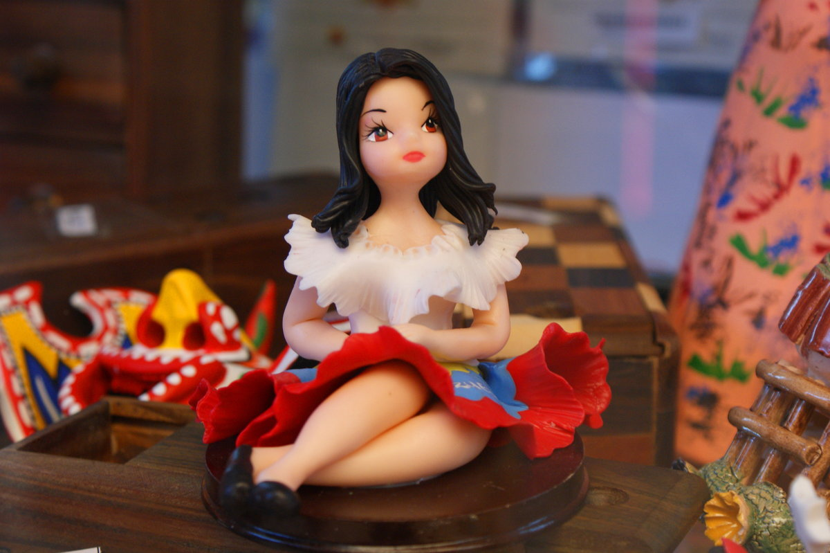 самом конце кукла из пластилина своими руками потому что, когда