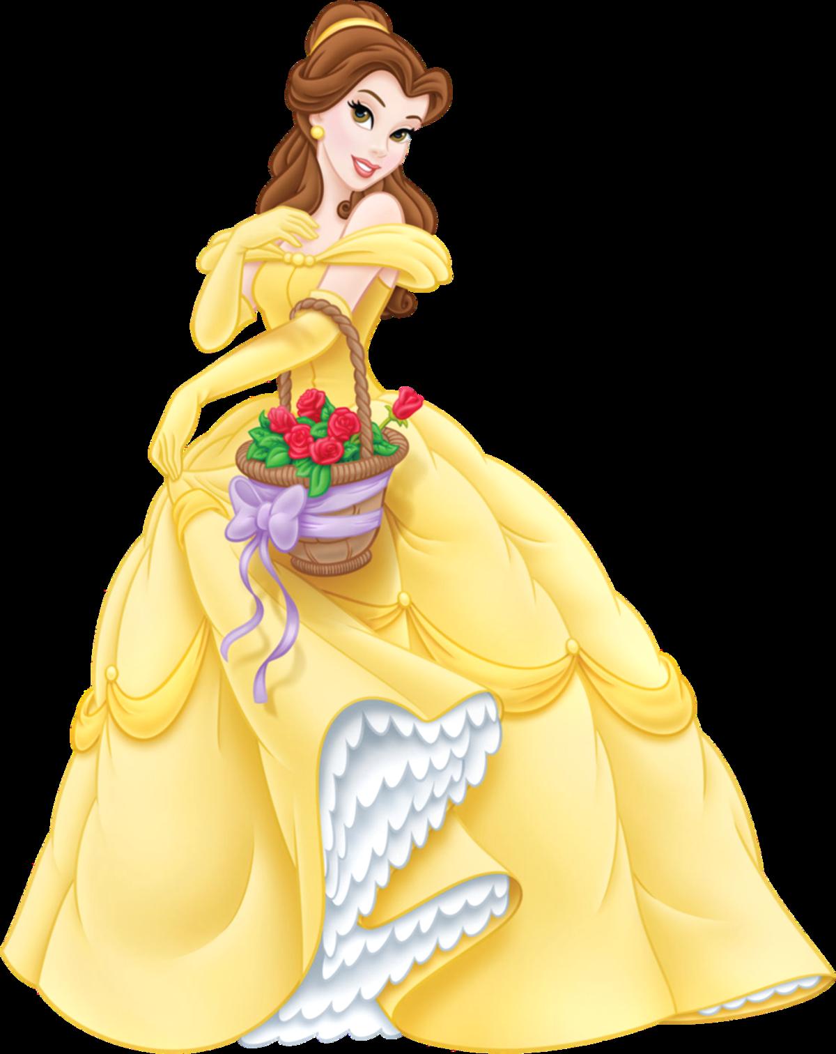 Картинки принцесс на прозрачном фоне