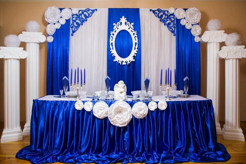 Примеры оформления залов на свадьбу фото