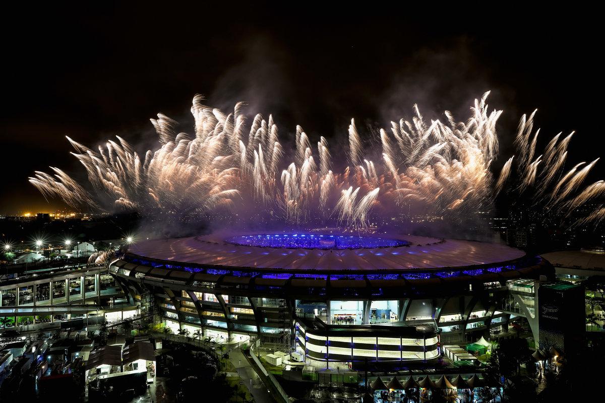 лучшие фото олимпиады в рио побудь