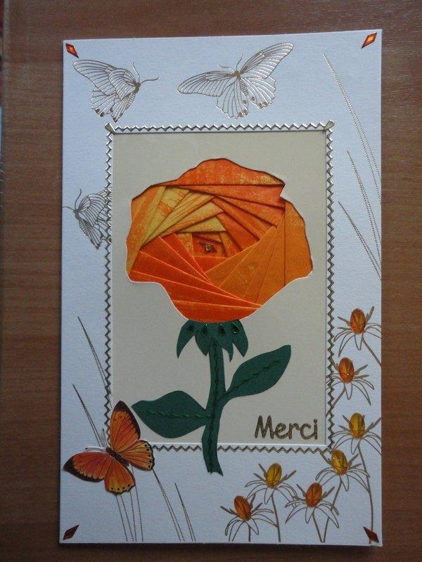 уникальной открытка маме в стиле айрис фолдинг стоит