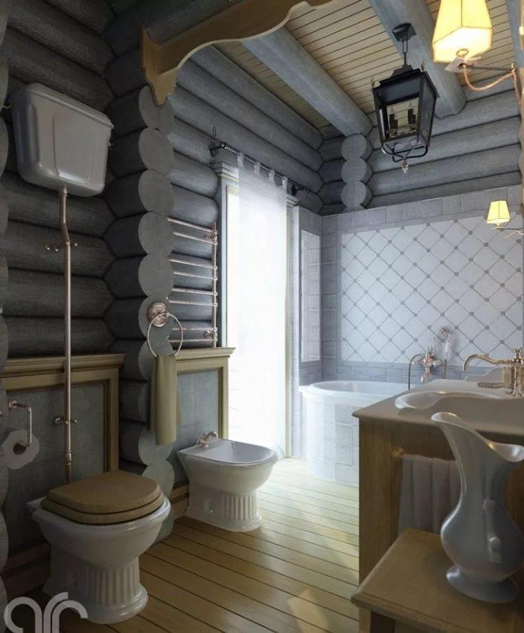 порядок идеально санузел в деревянном доме фото дизайн пола хомячка сложная