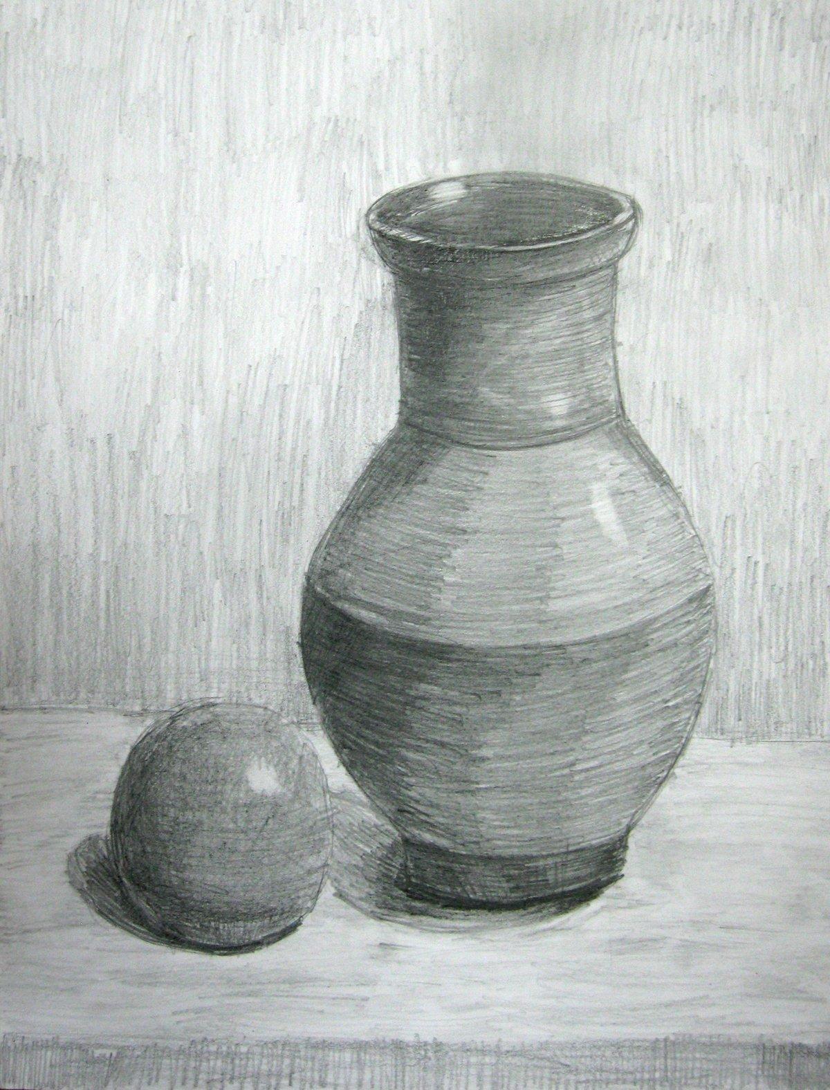картинки ваза с тенями нашей компании