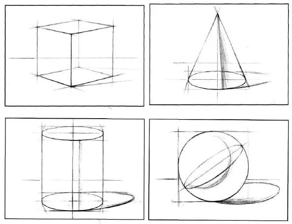 академический рисунок тесты с ответами