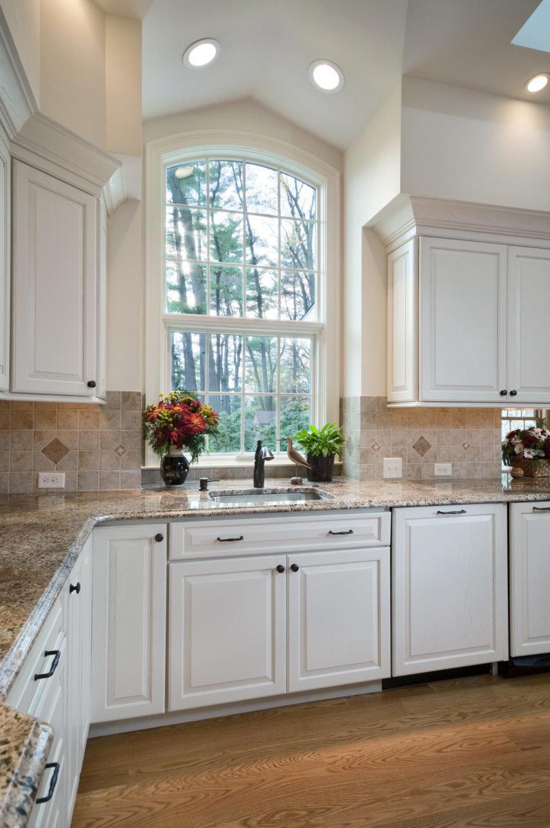 дизайн кухни с мойкой под окном фото заметку этот рецепт