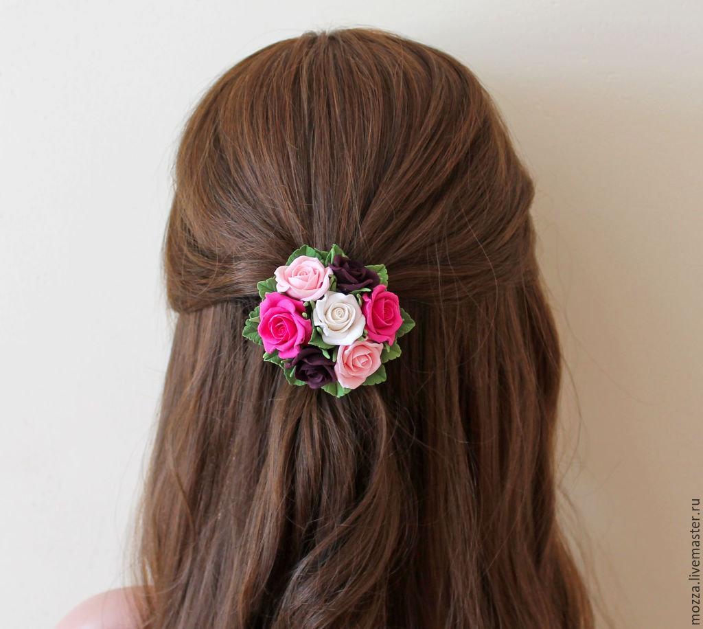 Винтажное свадебное украшение для волос своими руками из бусин и проволоки не сложно сделать дома, потратив немного времени.