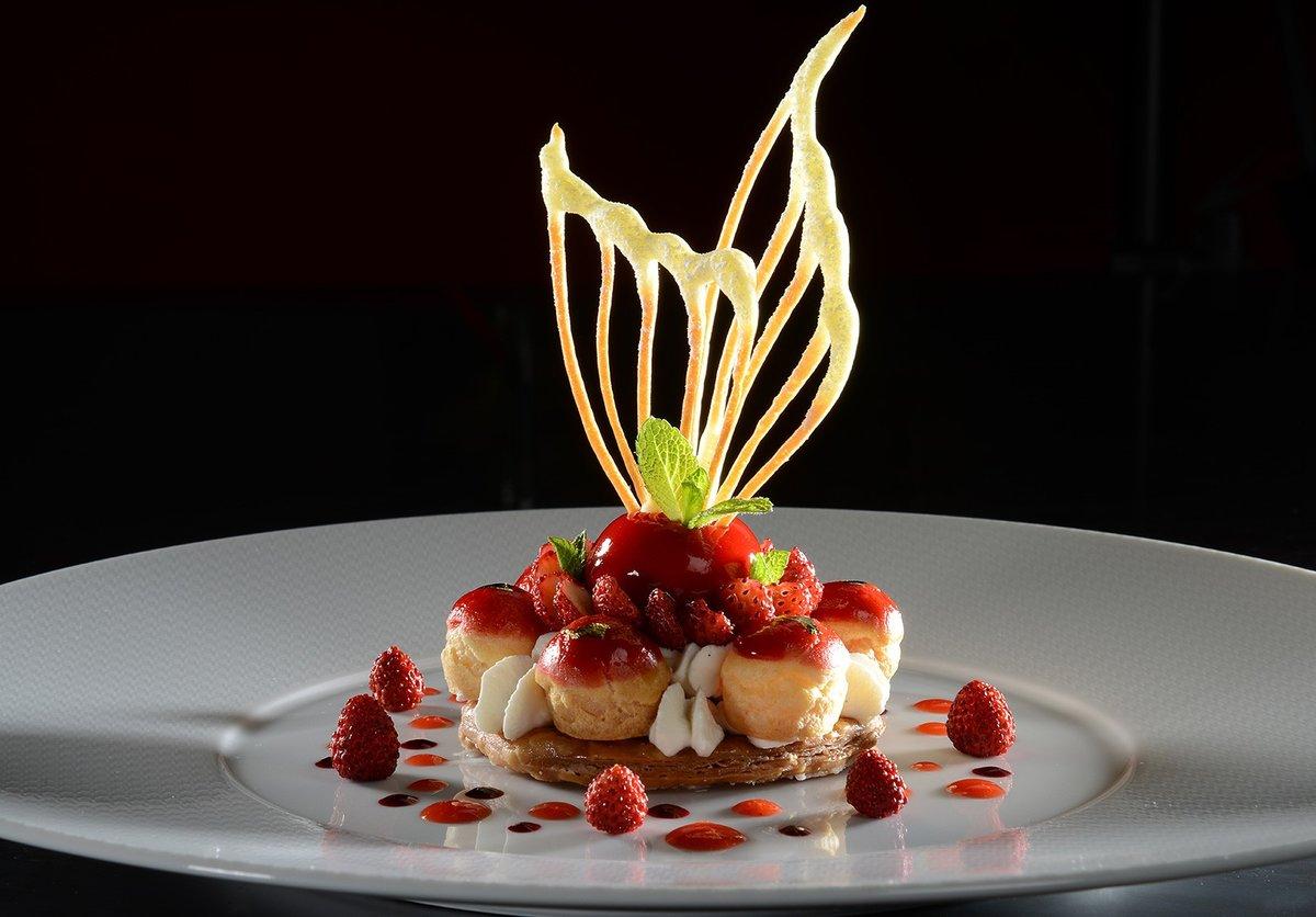 Десерты с картинками в ресторанах
