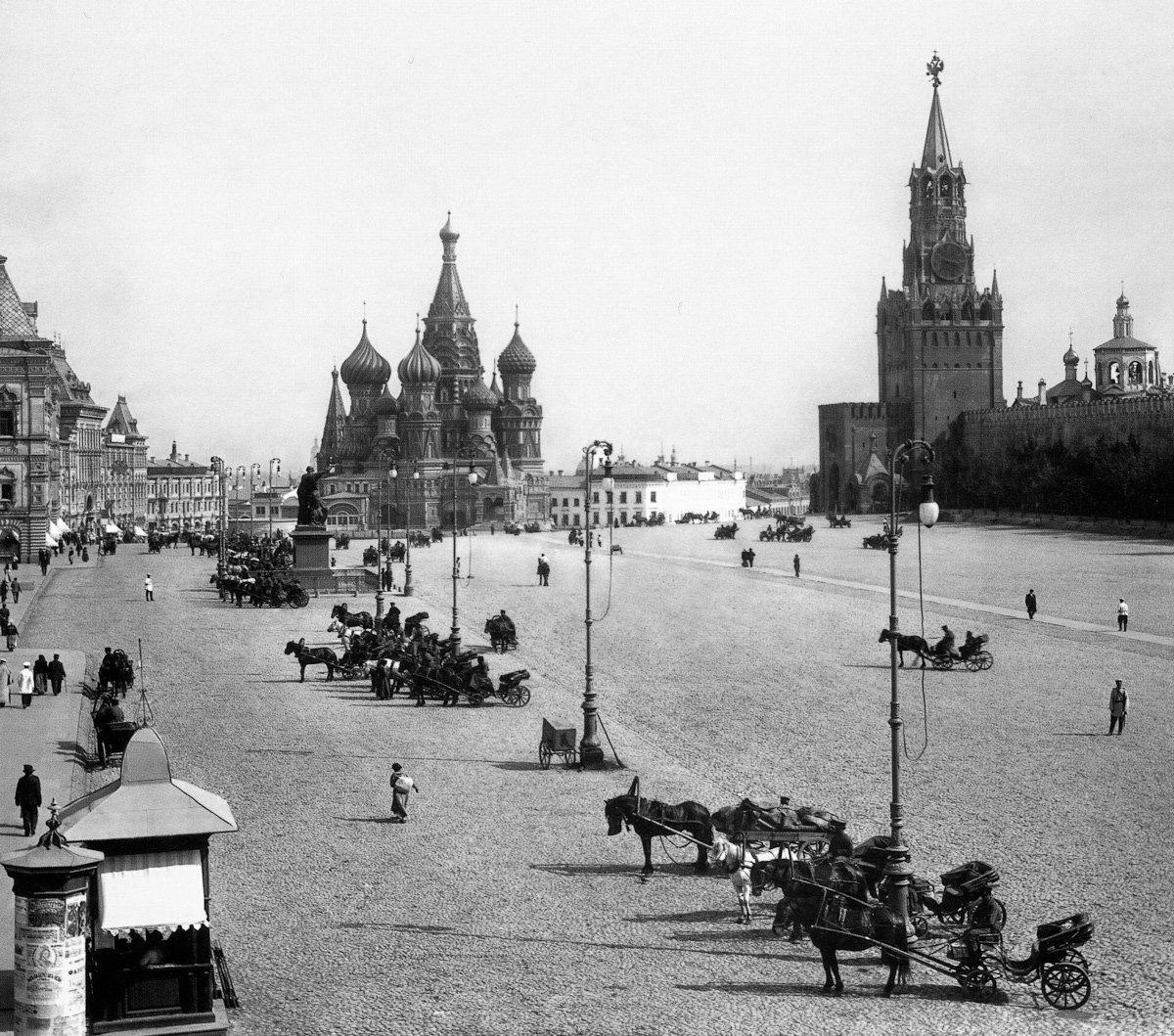 Старые картинки россии, часы