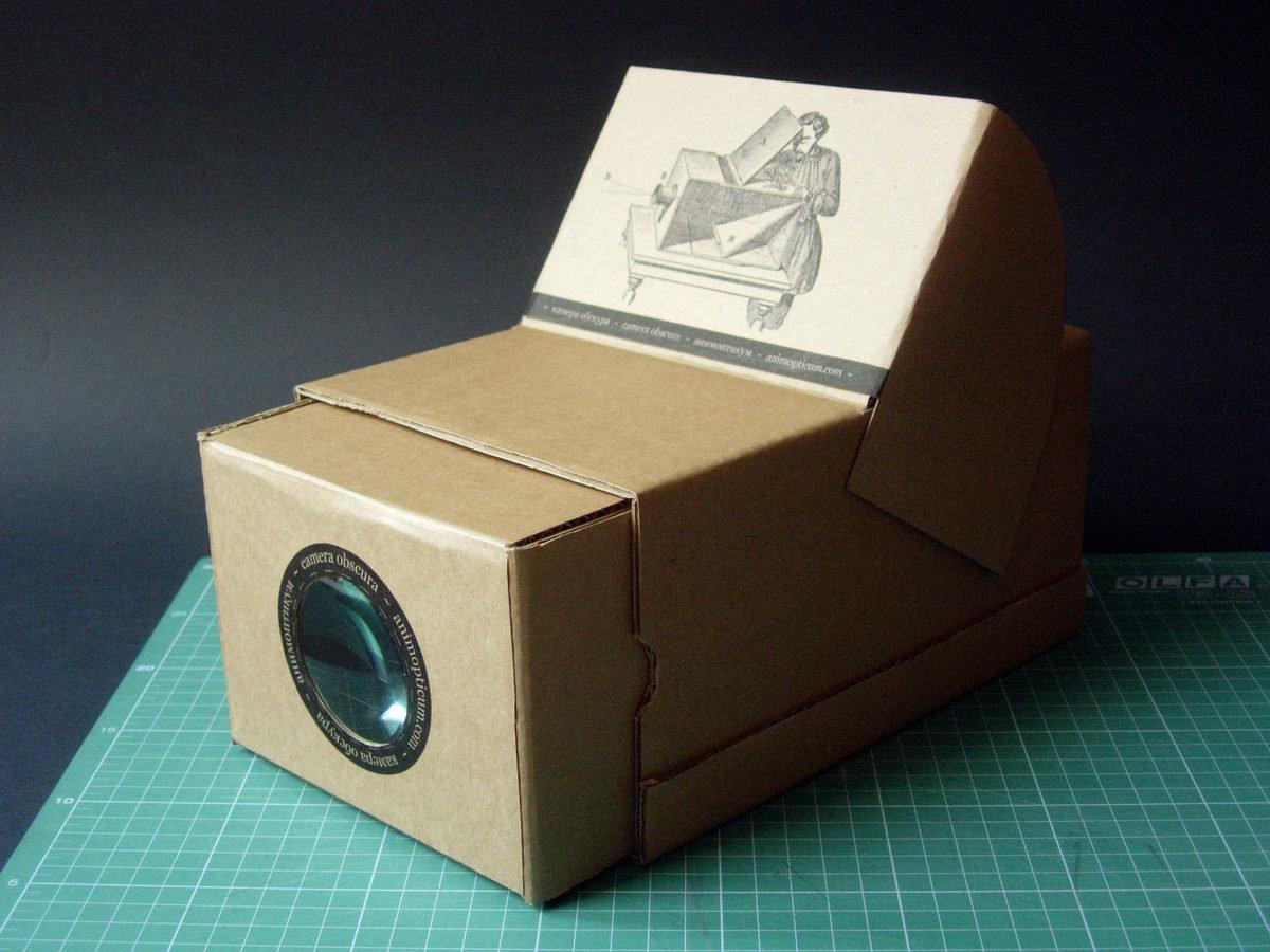 режиссеры дешевый картонный фотоаппарат жизнью