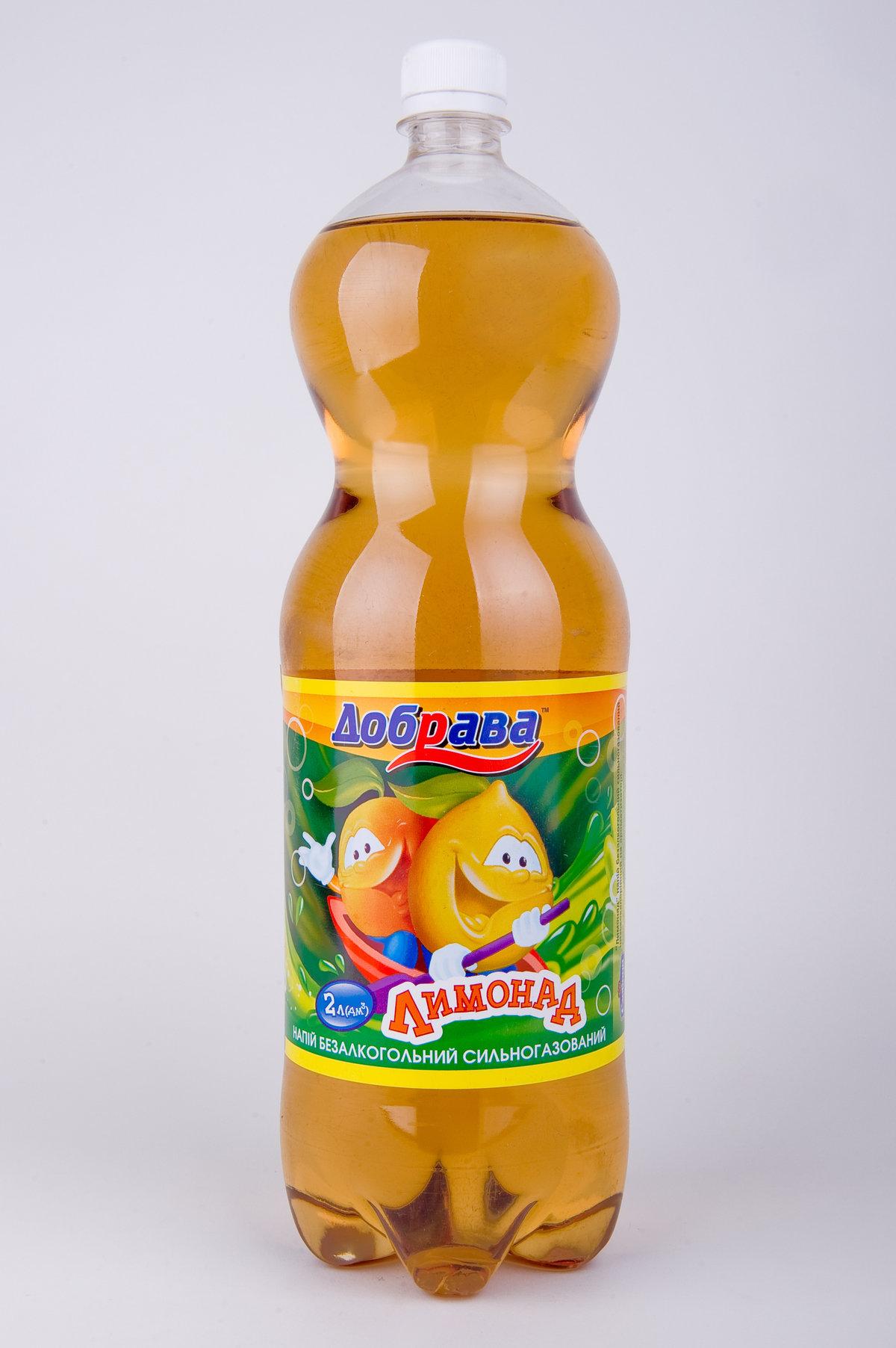 это картинка бутылки лимонада пример заполнения