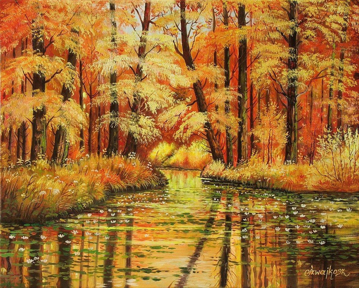 Осенние картинки на тему осень