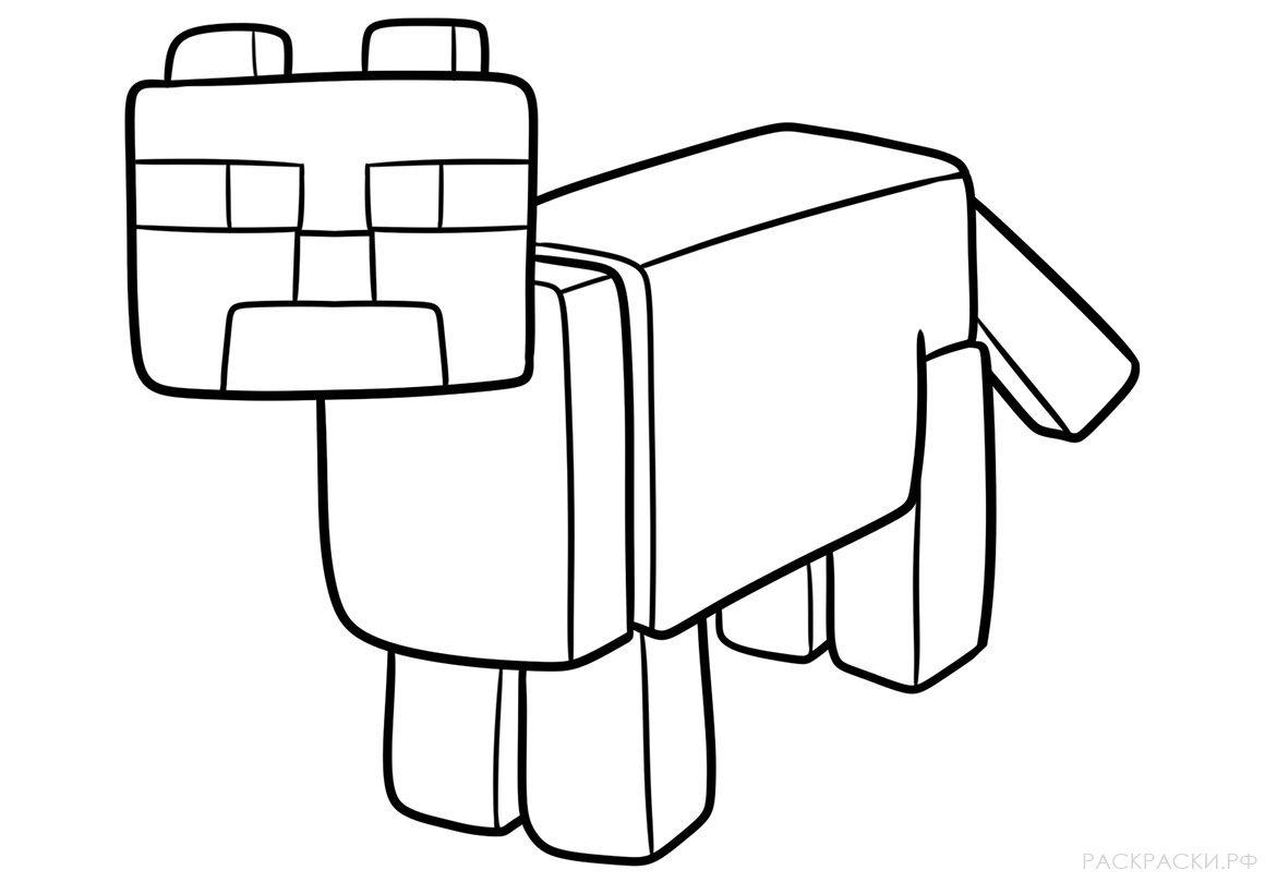 «Раскраски майнкрафт распечатать» — карточка пользователя ...