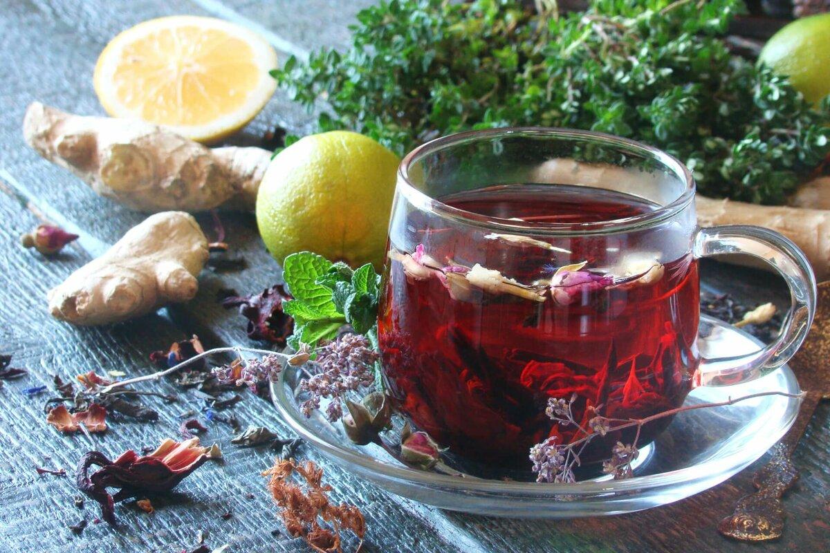 лечебные экзотические чаи из разных стран рецепты