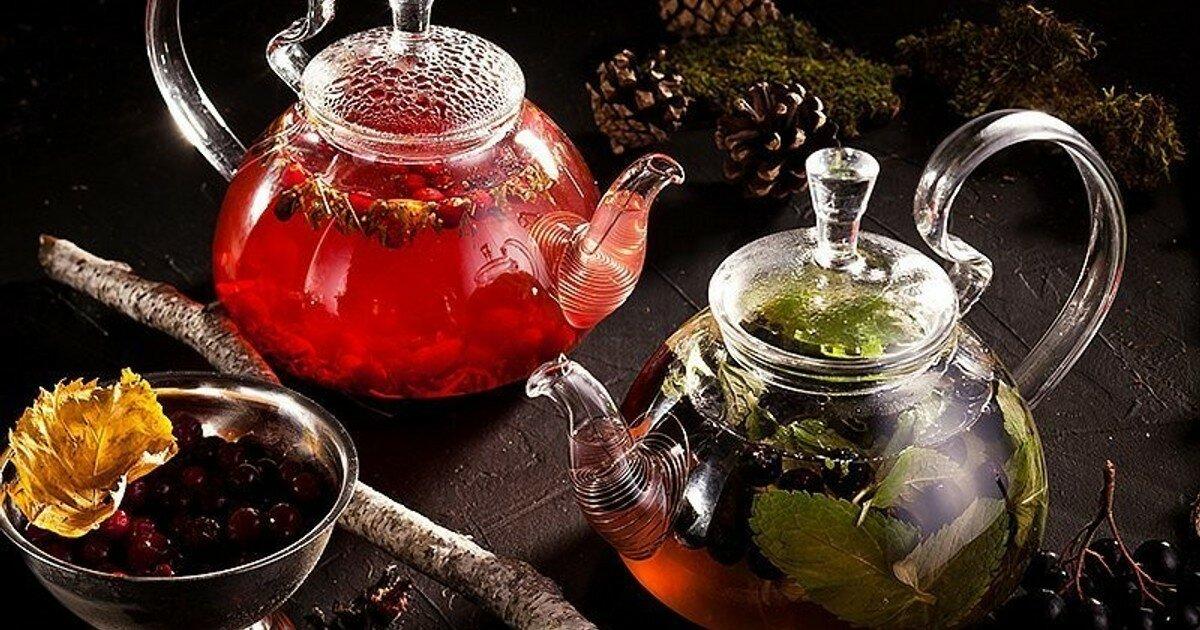 рецепты лечебных чаев