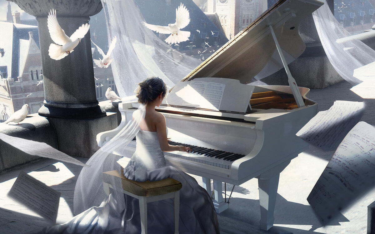 хорошая живая музыка делает счастливее