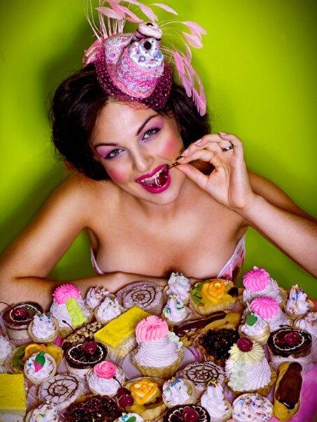 о пользе сладкого для здоровья и ума