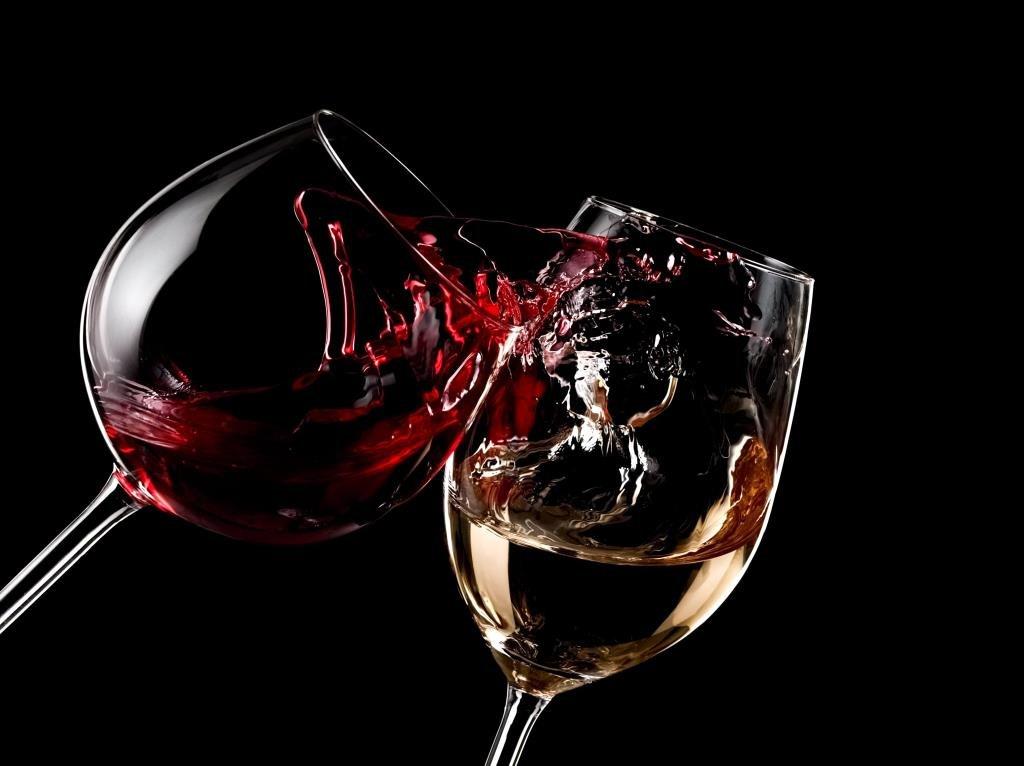 Открытку, бокал вина картинки фото