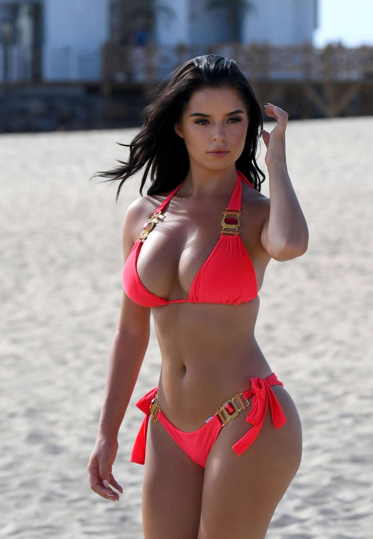 латинки бикини модели на пляжах фото - 4