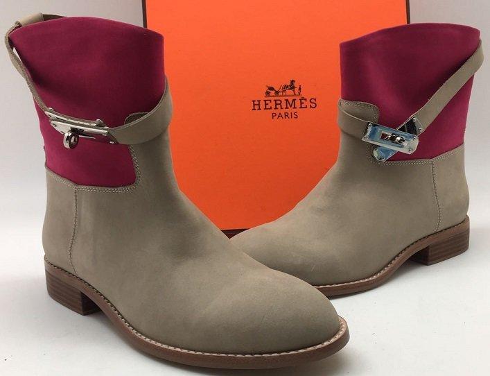 4f806b834513 Ботинки Hermes женские. Женская обувь - купить в интернет-магазине Сайт  производителя.