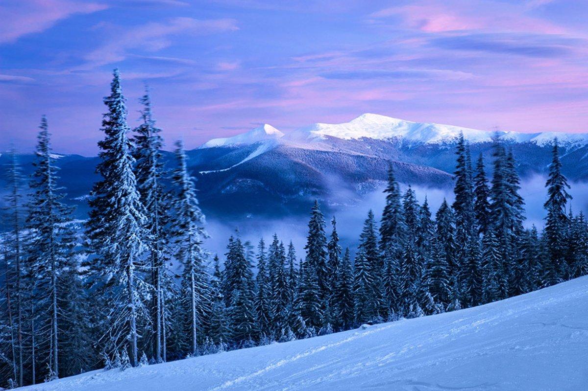 картинки на аву зимние красивые природа как такой талисман