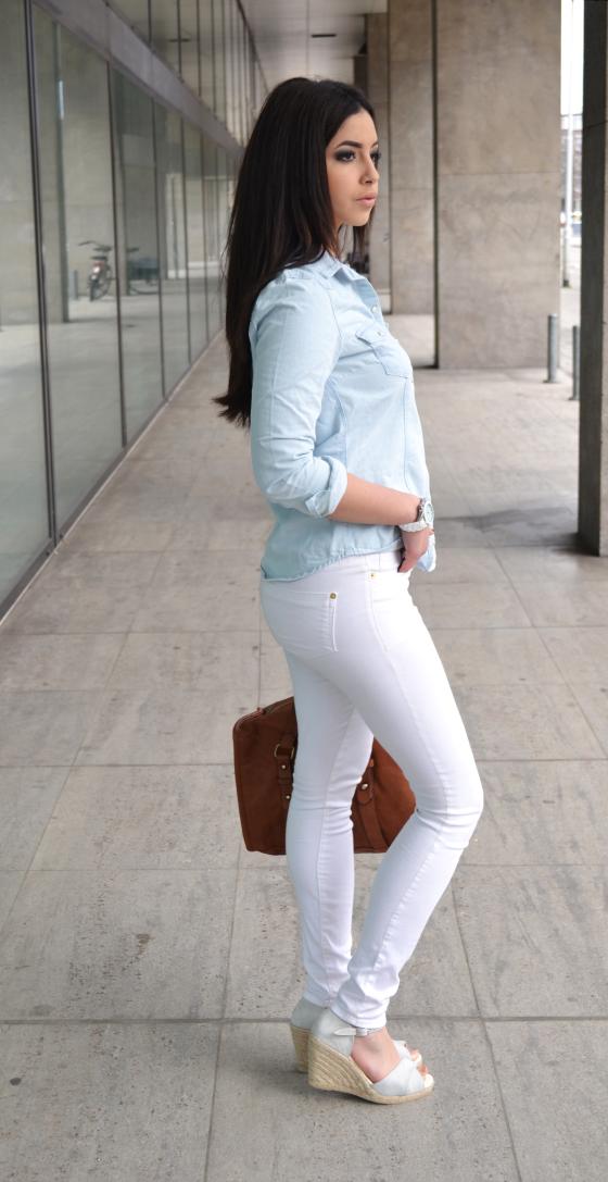 Красивая девушка в брюках фото, анальная дырка сильвии сайнт