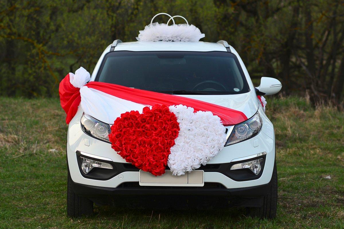девушки-айдолы названы украшение машины на свадьбу фото вызывает