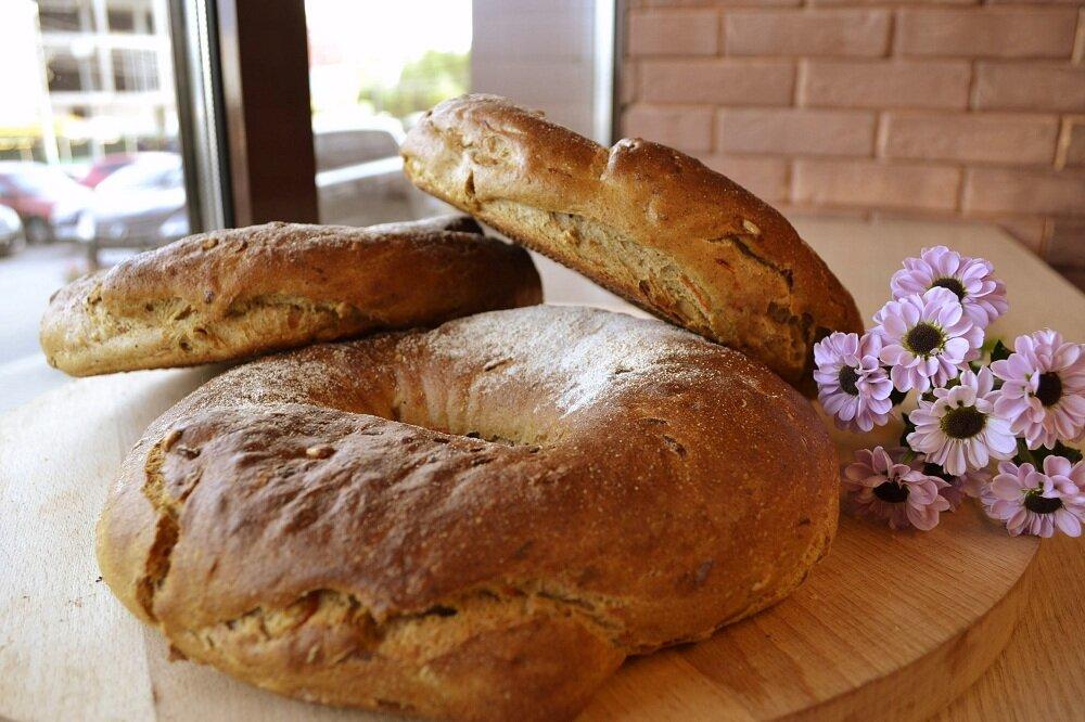 как спечь домашний хлеб рецепты