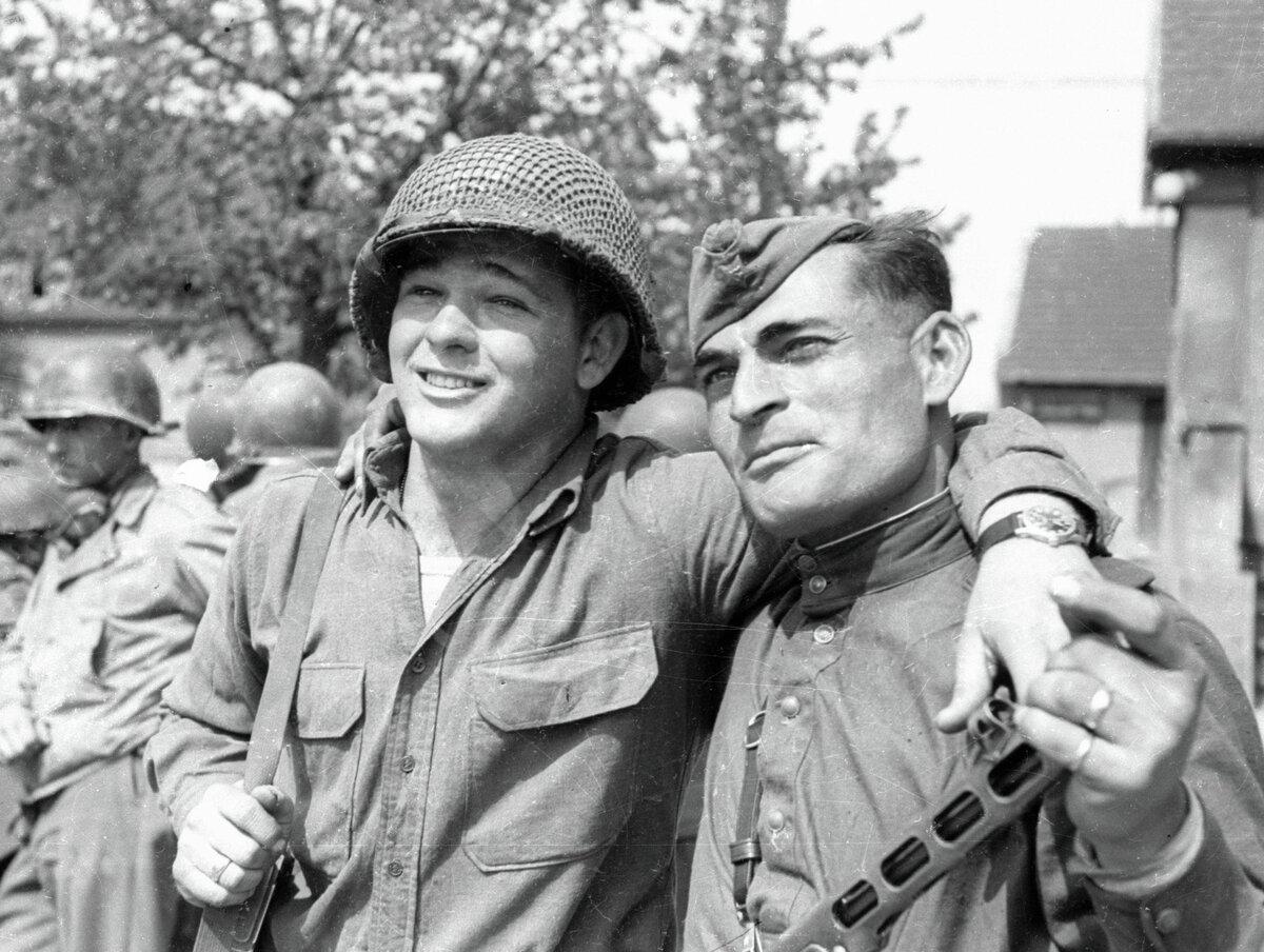 «Красная звезда», 29 апреля 1945 года
