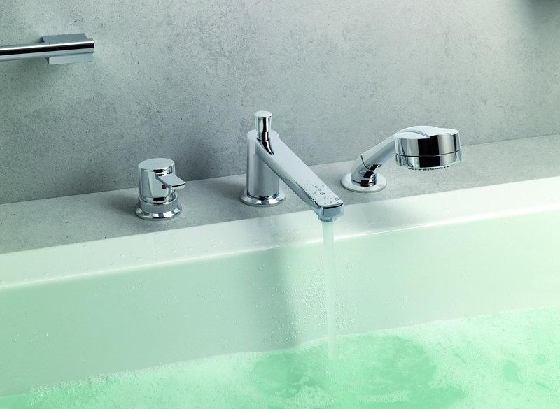 Смеситель для ванны и душа