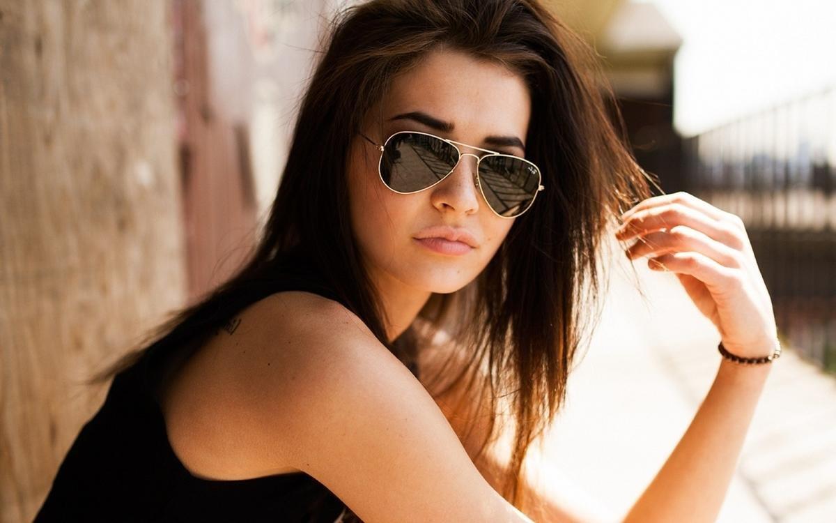 Солнцезащитные очки в металлической оправе» — карточка пользователя ... 350d56af4c4