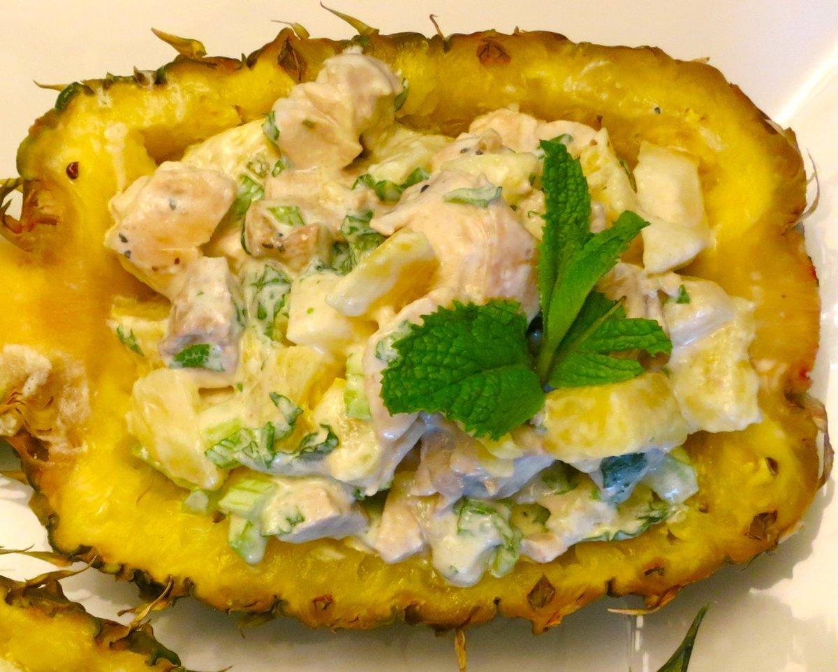 блюдо из ананаса рецепты с фото видим только тупой