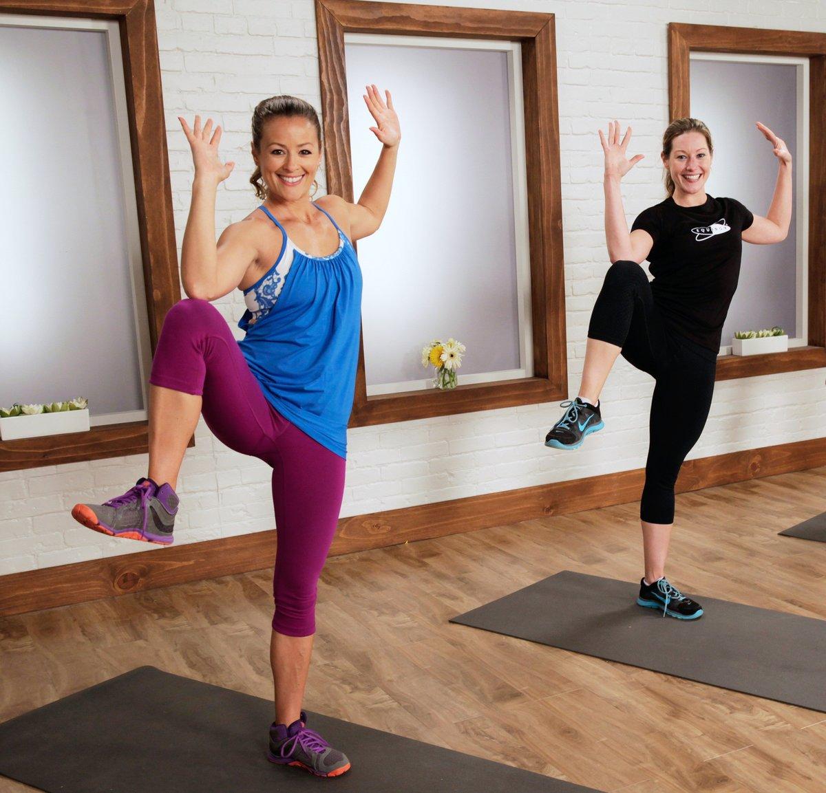 Тренинги о похудение видео