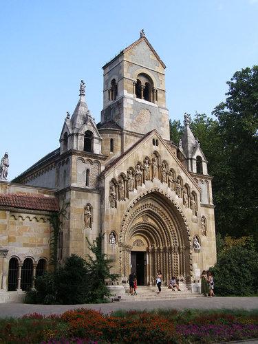 древняя архитектура венгрии