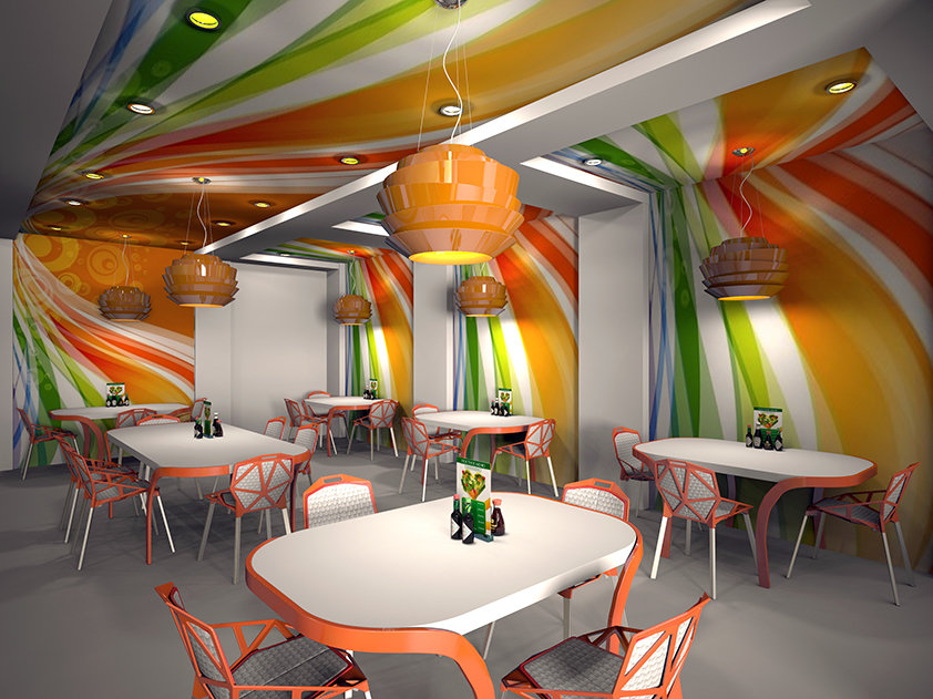 блюдом жителей картинки интерьер-дизайна кафе стране