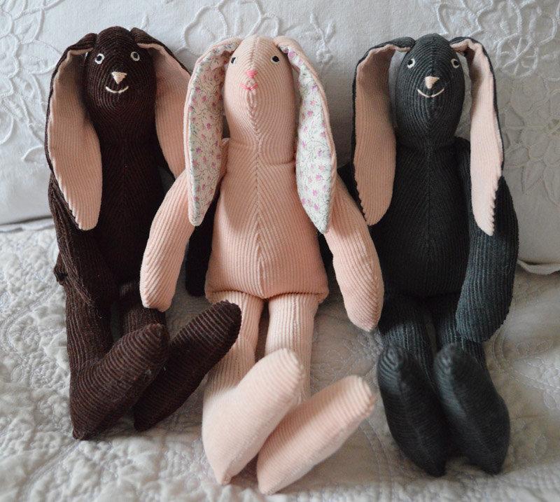 Куклы кролики тильда