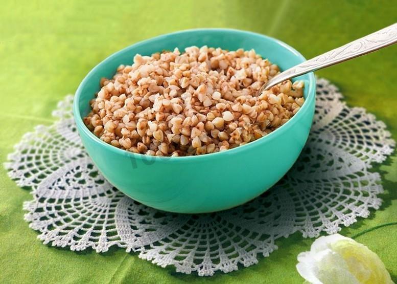 как запарить гречку кипятком для диеты